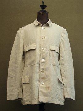 cir. 1910-1930's linen jacket