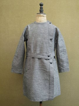 1930-1940's kids chambray dress