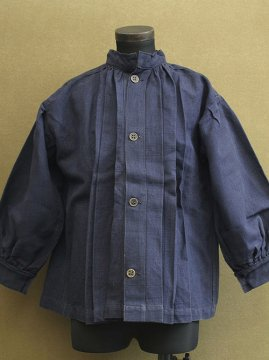 ~1930's kid's pleated linen jacket