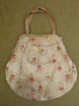 ~1930's linen bag