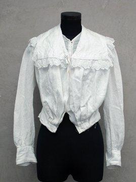 ~1900's white bodice