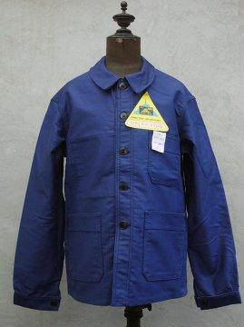 mid 20th c. blue moleskin jacket