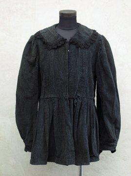 cir.1930-1940's black cord top