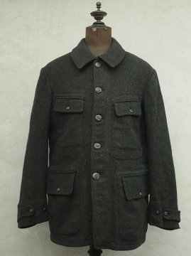 1930-1940's wool hunting jacket