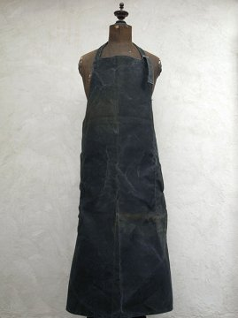 cir.1940-1950's heavy cotton canvas apron