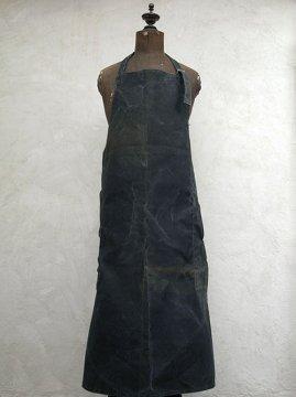 cir.1940-1950's heavy cotton canvas apron