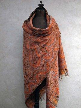 19th c. french cashmere shawl