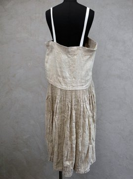 early 20th c. eastern Europe hemp underdress