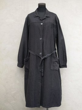 cir.1940's printed work coat
