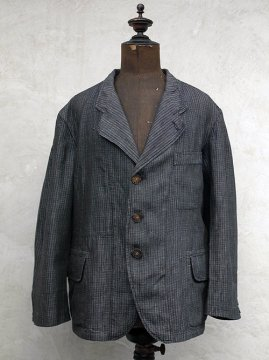 1930-1940's striped work jacket