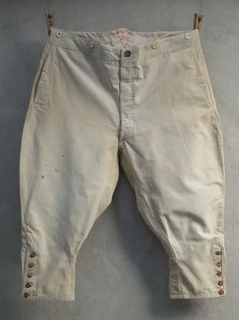 ~1930's linen cotton jodhpurs