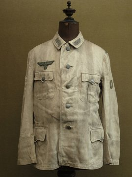 1940's German military linen jacket