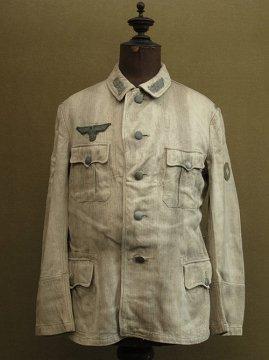 1940's German military linen jacket