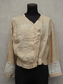 early 20th c. silk blouse
