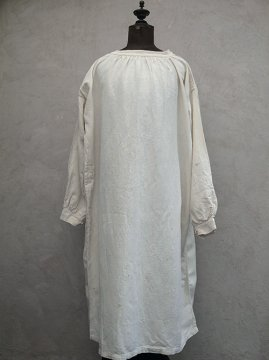 early 20th c. jeweler linen smock