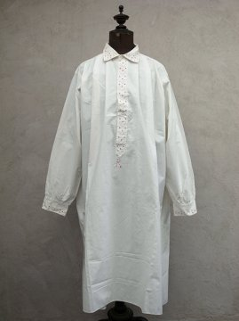 early 20th c. cotton long shirt