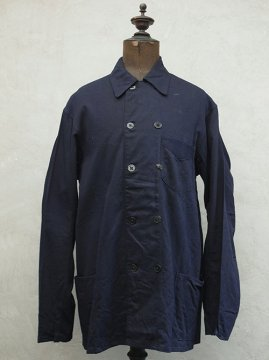 cir.1940's double breasted work jacket dead stock