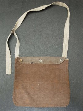 cir.1930's cotton shoulder bag