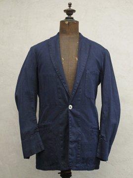 mid 20th c. blue cotton jacket