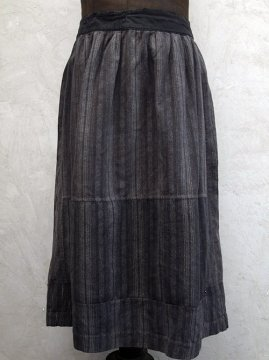 1910-1930's patched work skirt