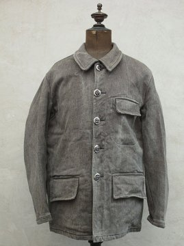 mid 20th c. pique hunting jacket