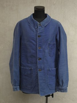 cir.1940's blue moleskin jacket