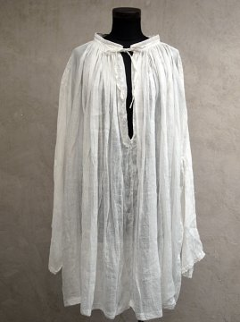~early 20th c. linen church top