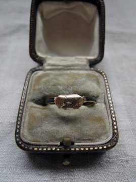 cir.19th c. ring