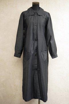 ~1930's printedblack work coat
