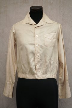 cir.1920's silk blouse