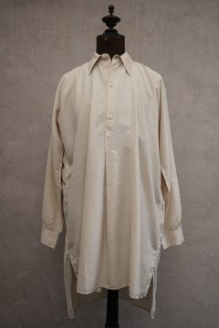 ~1930's cream silk shirt