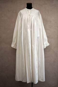 ~early 20th c. white smock