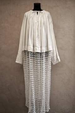 ~early 20th c. linen church smock