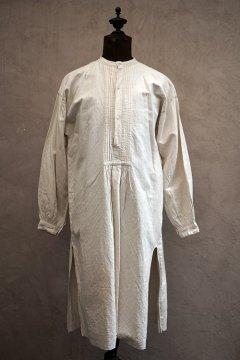 1900-1920's linen shirt
