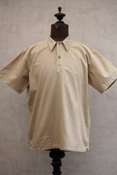 cir.1930's French Military S/SL shirt
