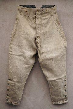 ~1930's linen jodhpurs