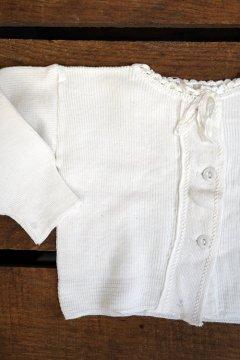 ~1930's dead stock baby underwear / cardi