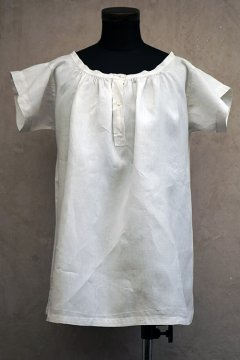 early 20th c. linen top S/SL