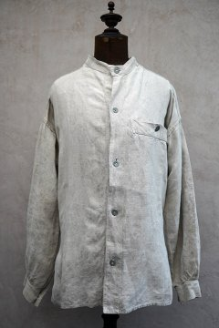 ~1930's French military linen work jacket