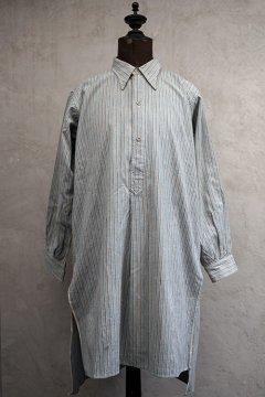 1930's striped cotton shirt
