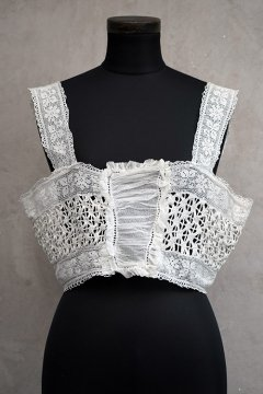 early 20th c. lace cami