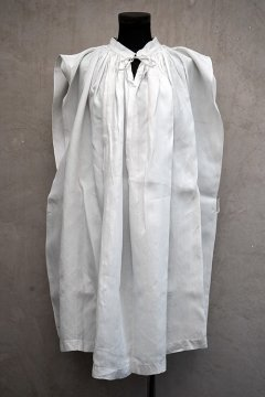 early 20th c. linen church top sleeveless