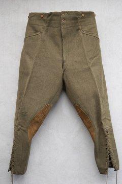 early 20th c. wool cotton jodhpurs