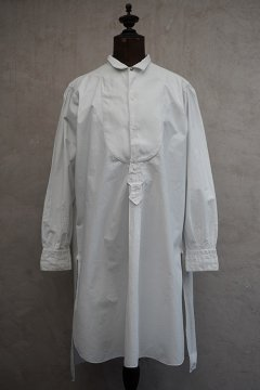 early 20th c. white dress shirt