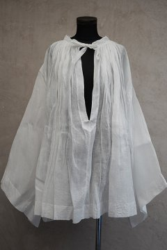 early 20th c. linen church top