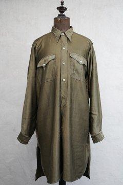 1930's olive shirt