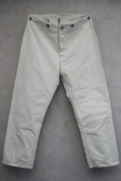 1910's German military cotton trousers