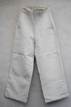 ~1930's linen sailor pants