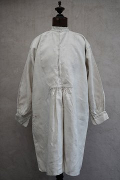 early 20th c. linen shirt