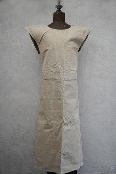 dead stock hemp apron